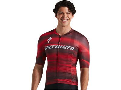 Specialized SL R Team Shortsleeve Jersey black/red