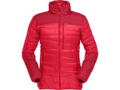 Norrona falketind down750 Jacket W's true red