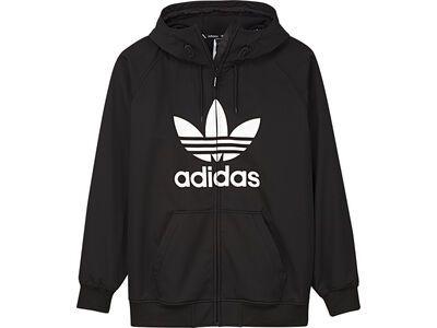 Adidas Greeley Softshell Jacket, black/white - Snowboardjacke