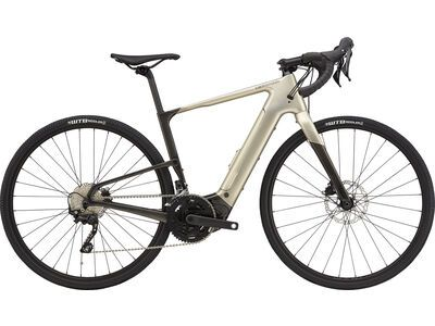 Cannondale Topstone Neo Carbon 4 champagne 2021