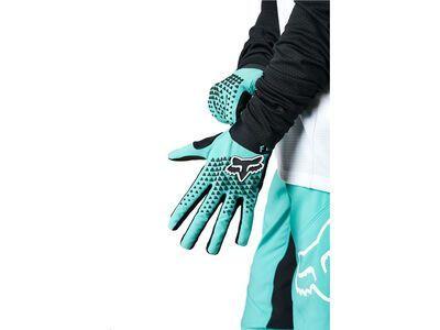 Fox Womens Defend Glove teal