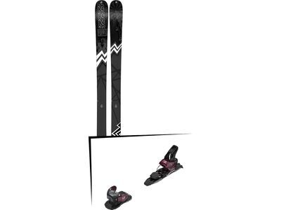 Set: K2 SKI Press 2019 + Salomon Warden MNC 11 fig