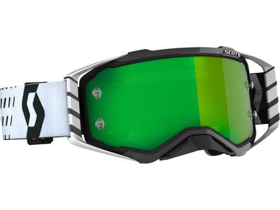 Scott Prospect Goggle Green Chrome Works black/white