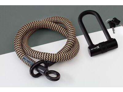Tex-Lock Tex-Lock Eyelet M 120 cm inkl. X-Lock gold