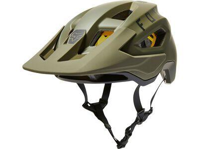 Fox Speedframe Helmet MIPS olive green