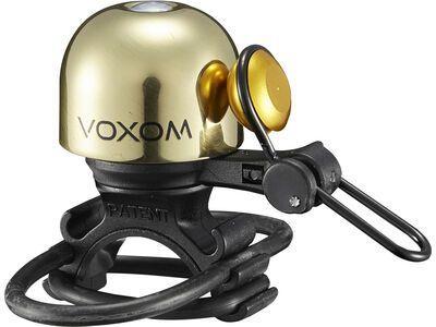 Voxom KL20, gold - Fahrradklingel