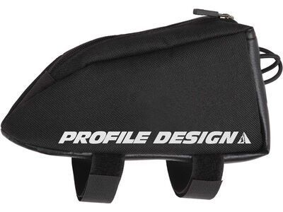 Profile Aero E-Pack Compact, black - Rahmentasche