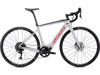 Specialized Turbo Creo SL Comp Carbon gloss dove gray/gold ghost pearl/rocket red 2022