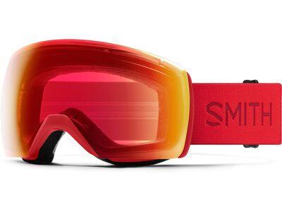 Smith Skyline XL, lava/Lens: cp photochromic red mir - Skibrille