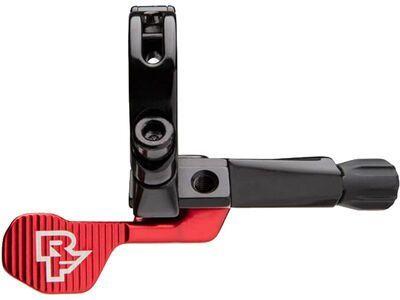 Race Face Turbine R 1x Seatpost Lever - Auslösehebel, red