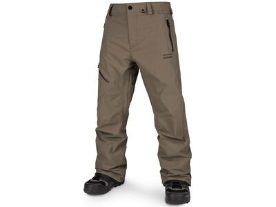 Volcom L Gore-Tex Pant, teak - Snowboardhose