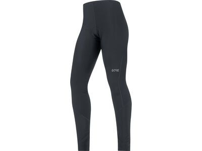 Gore Wear C3 Damen Thermo Tights+, black - Radhose