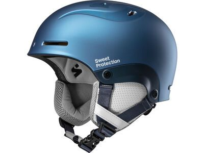 Sweet Protection Blaster II Womens, teal metallic - Skihelm