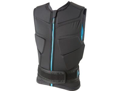 Icetools Evo Shield Plus, black blue - Protektorenweste