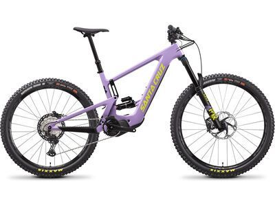 Santa Cruz Bullit 3 CC XT Air MX gloss lavender/yellow 2021