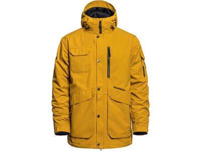 Horsefeathers Barnett Jacket, golden yellow - Snowboardjacke