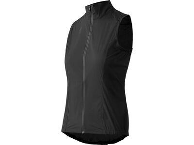 Specialized Women's Deflect Wind Vest, black - Radweste