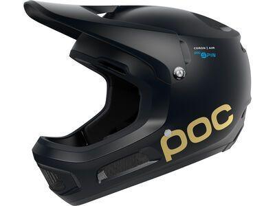 POC Coron Air SPIN Fabio Wibmer Ed., black matt/gold - Fahrradhelm