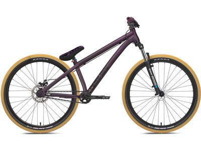 NS Bikes Zircus purple 2021