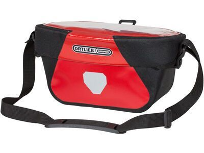 Ortlieb Ultimate Six Classic 5 L - ohne Halterung red-black