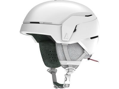 Atomic Count JR, white heather - Skihelm