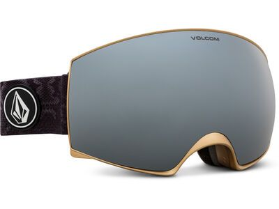 Volcom Magna, slither/Lens: bronze chrome - Skibrille