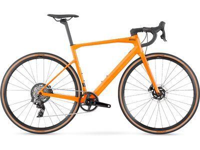 BMC Roadmachine X Two orange & blue 2022