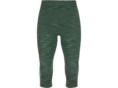 Ortovox 230 Merino Competition Short Pants M, green isar blend - Unterhose