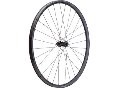 Easton EC70 AX Disc Wheel - 700C / QR/15x100 mm, gloss carbon - Vorderrad