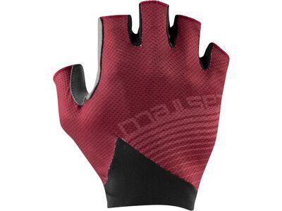 Castelli Competizione Glove bordeaux