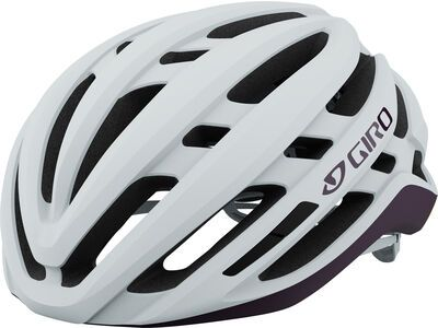 Giro Agilis W MIPS, matte white/urchin - Fahrradhelm