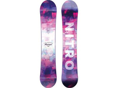Nitro Mystique 2021 - Snowboard