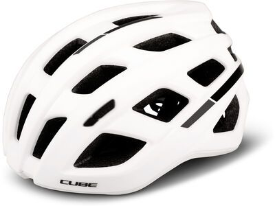 Cube Helm Road Race white