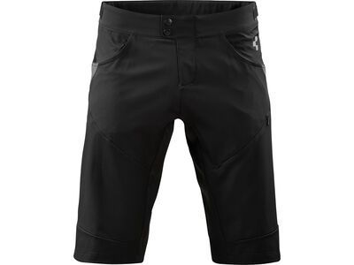 Cube Tour Baggy Shorts inkl. Innenhose, black - Radhose