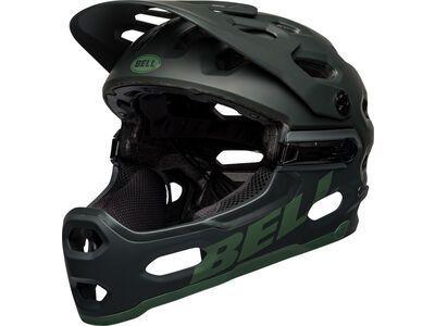 Bell Super 3R MIPS matte green