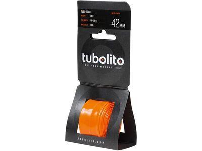 Tubolito Tubo Road 700C - 42 mm - Fahrradschlauch