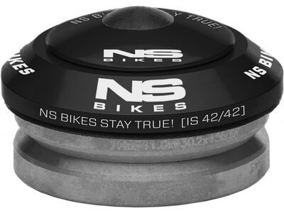 NS Bikes IS42 Headset, black - Steuersatz