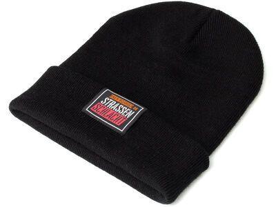 BIKER-BOARDER Strassenschlacht Beanie, schwarz - Mütze