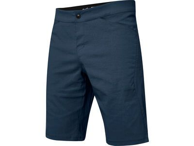 Fox Ranger Lite Short with Liner, navy - Radhose