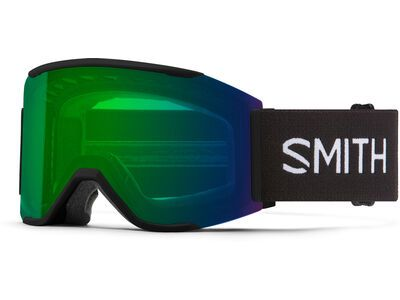 Smith Squad Mag inkl. WS, black/Lens: cp everyday green mir - Skibrille
