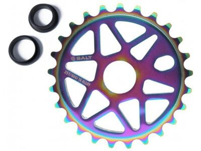 Salt Comp Sprocket, oilslick - Kettenblatt