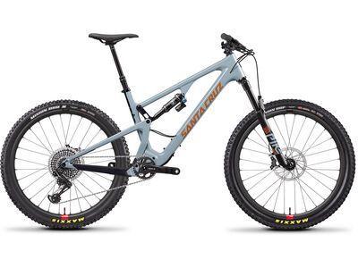 Santa Cruz 5010 CC X01 Reserve 2020, robins egg/orange - Mountainbike