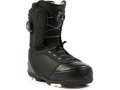 Nitro Club Boa 2021, black - Snowboardschuhe