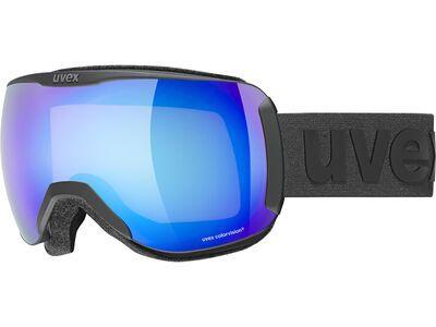uvex downhill 2100 CV mirror blue black mat