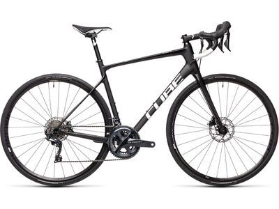 Cube Attain GTC SL 2021, carbon´n´white - Rennrad