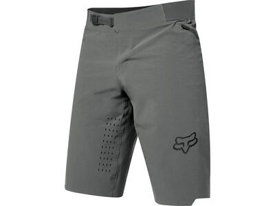 Fox Flexair Short no Liner pewter