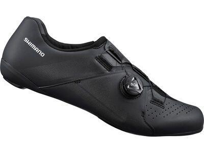 Shimano SH-RC300 Wide, black - Radschuhe