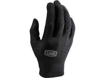 100% Sling Glove, black - Fahrradhandschuhe