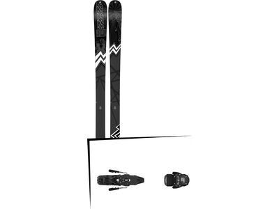 Set: K2 SKI Press 2019 + Armada Warden MNC 11 black