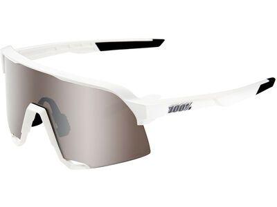 100% S3 - HIPER Silver ML Mir matte white